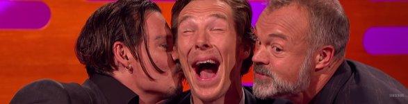 Benedict Cumberbatch Otter
