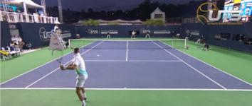 Benoit Paire Tennis Schmetterball