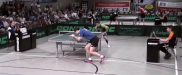 best Table Tennis Rallies