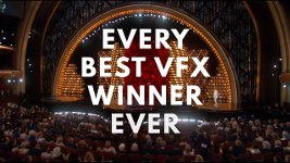 Best Visual Effects Winner