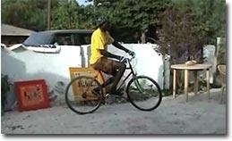 fahrradtanz, senegal