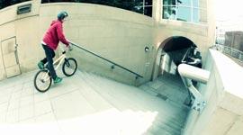bike wall, jump