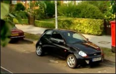 Ford Sport Ka, Vogel, Auto, Taube, Werbung, Video