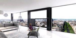 Bloomframe Fenster Balkon