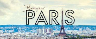 Bonjour Paris Timelapse
