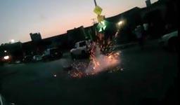 Feuerwerk, Jesus