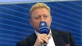 Boris Becker, Stolz deutscher zu bin