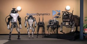 Boston Dynamics Atlas The Next Generation