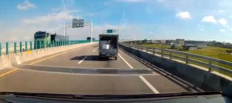 Styroporbox Transporter Autobahn