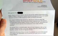 Briefgold Goldhasensammlung