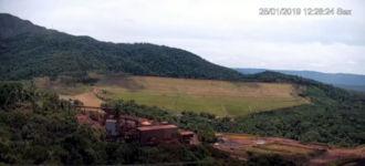 Dammbruch Brasilien Brumadinho