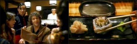 Japanisch Essen, hotels in japan, tokio