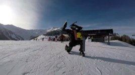 Buggy Ski - Snow Transformer