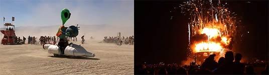Burning Man 2012
