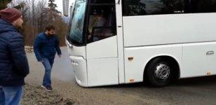 Bustour in Rumänien
