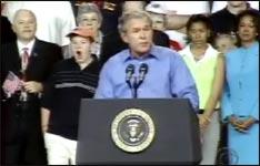 George W. Bush und die Jugend