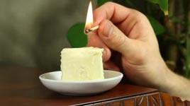 Butter, Kerze, Klopapier