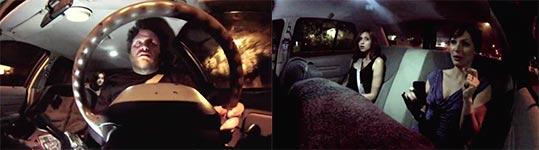 Werwolf Taxifahrer