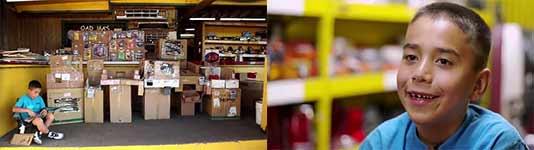 Caine's Arcade