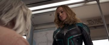 Captain Marvel Trailer German Deutsch