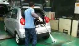 Master of car wash