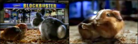 Carl and Ray, Werbung, Blockbuster, Entertainment, Video, lustig