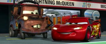 Cars 2, Pixar, Disney, Trailer, deutsch, german