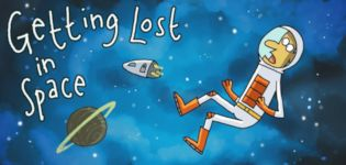 Getting Lost In Space - Cartoon Box