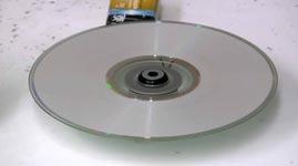 cd löschen, Erase CD with HV