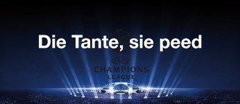 Champions League Hymne zum mitsingen