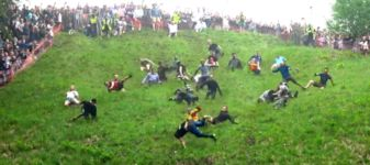 Cheese Rolling Contest 2018