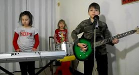 Rammstein Cover, Children Medieval Band