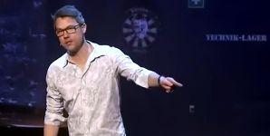 Kabarettist Christoph Sieber Comedy