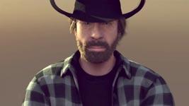 Chuck Norris, Spagat
