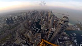 Climbing the Worlds Tallest Residential Building