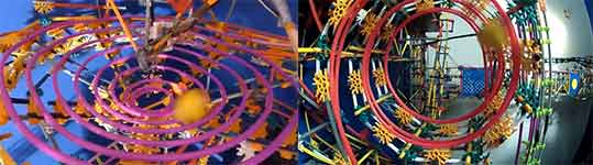 Clockwork - Knex Ball Machine