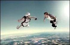 fallschirmspringen, fallschirm, tandemsprung, springen