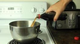 Cola kochen