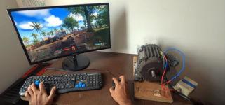 Vibration Controller Rumble Game