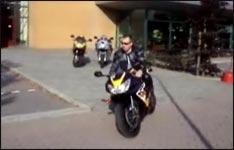 Motorrad beherrschen