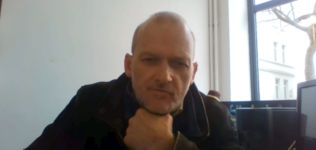 Thorsten Stelzner - Corona Gedicht