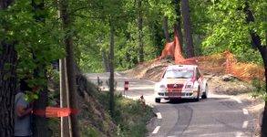 Rallye Ronde de La Durance 2015 crash