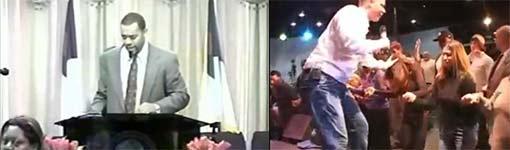 crazy dubstep dancer