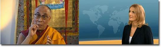 dalai lama, nachbar