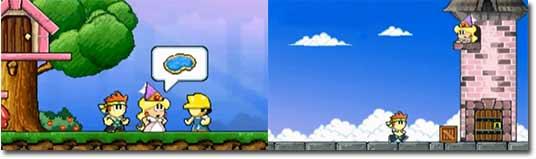 Videospiele, Prinzessin, retten