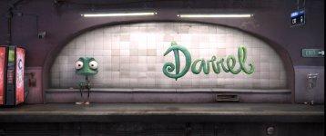 Darrel U-Bahn flirt Fliege