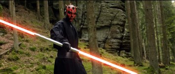 DARTH MAUL Apprentice Star Wars Fan-Film