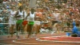 Dave Wottle, Olympia, 800m Leichtathletik
