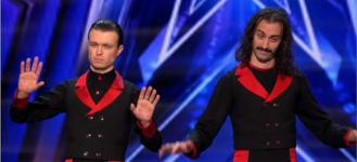 Demented Brothers AGT