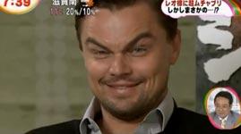 Leonardo DiCaprio Does Jack Nicholson Impression